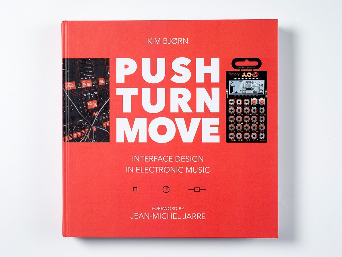 Push Turn Move book