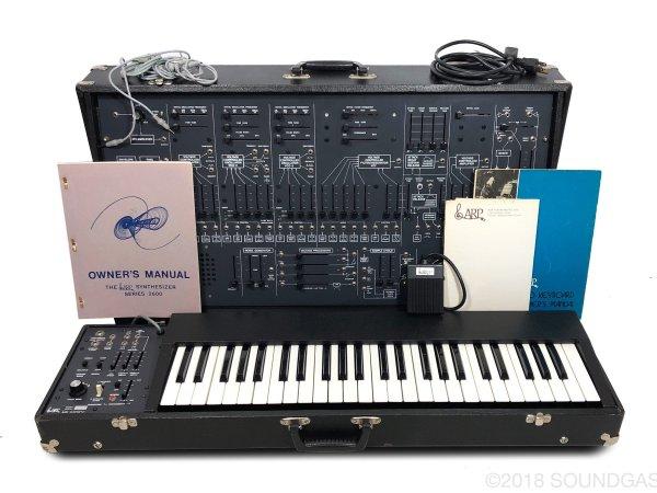 ARP 2600 & 3620 Keyboard
