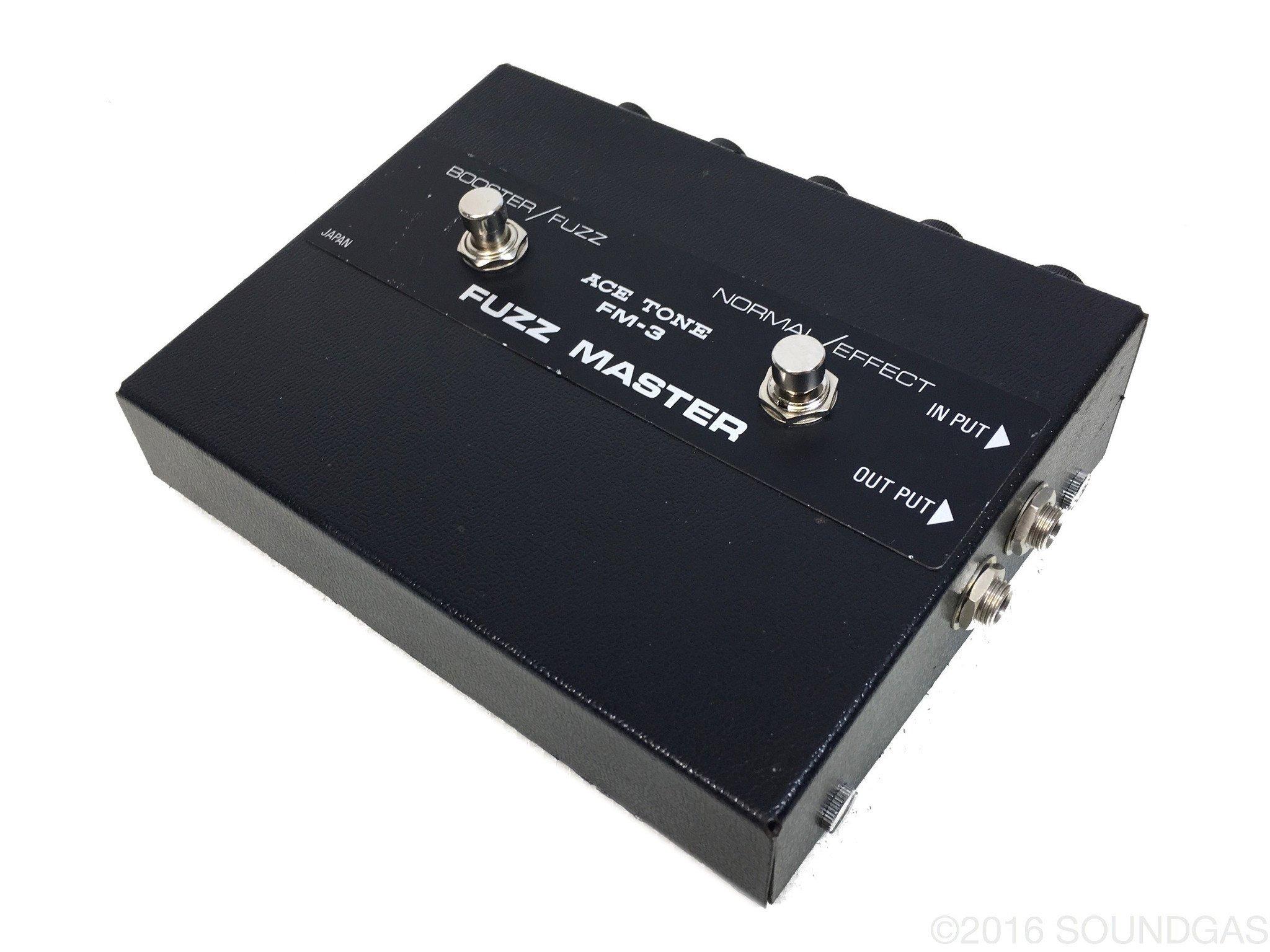 Ace Tone FM-3 Fuzz Master