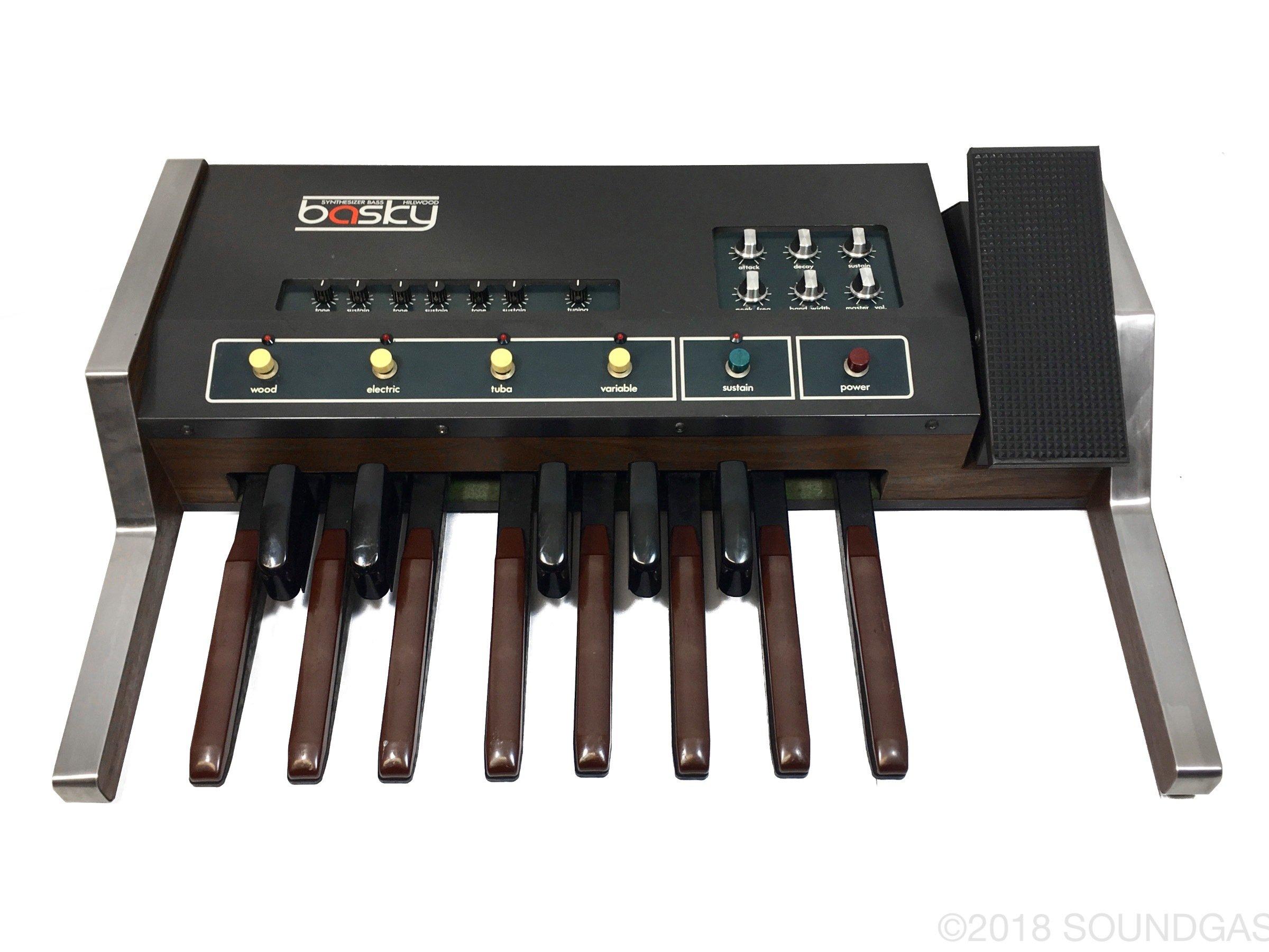 Basky Model BS-4355 Bass Synthesizer