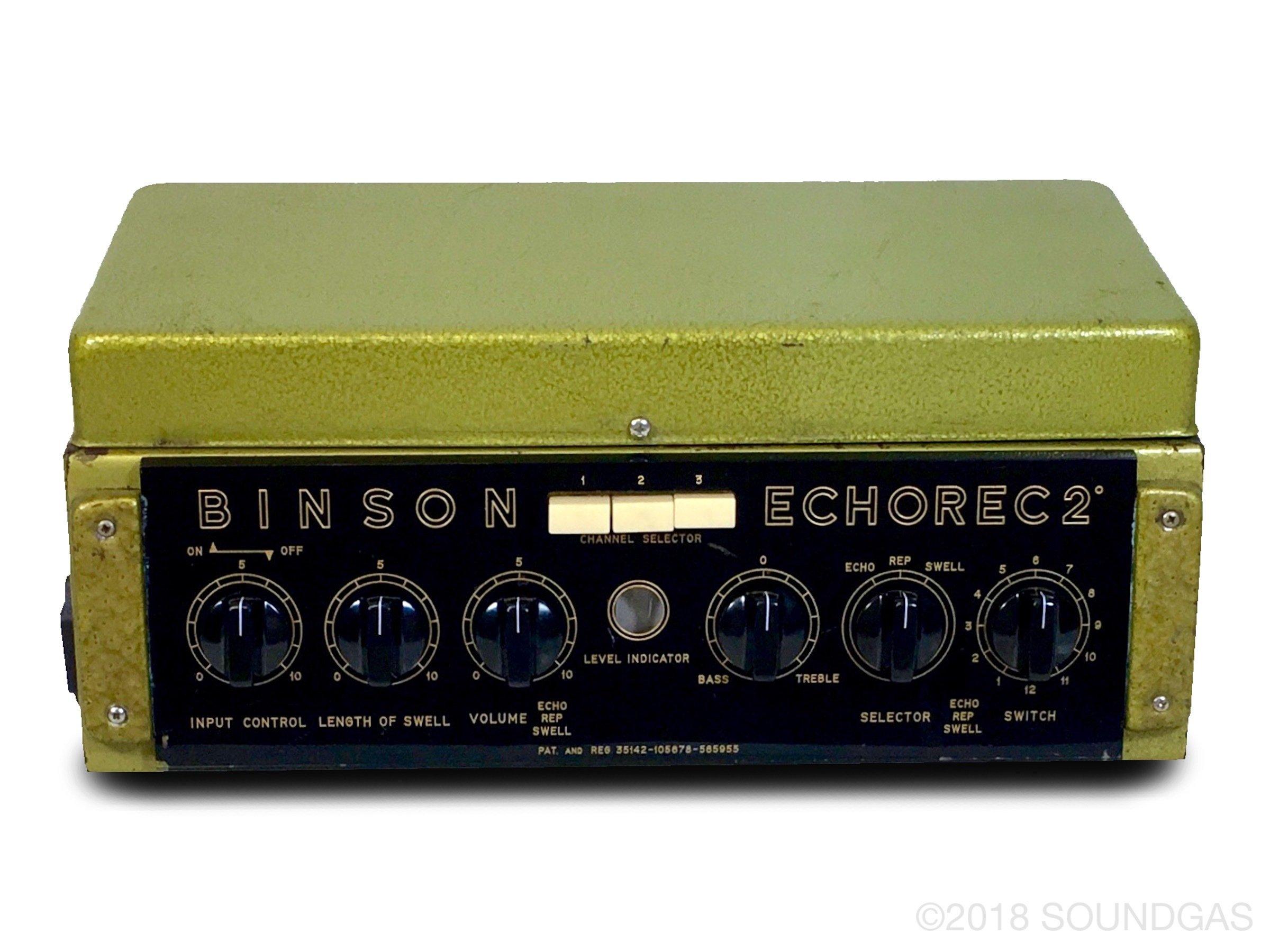 Binson Echorec 2º T7E