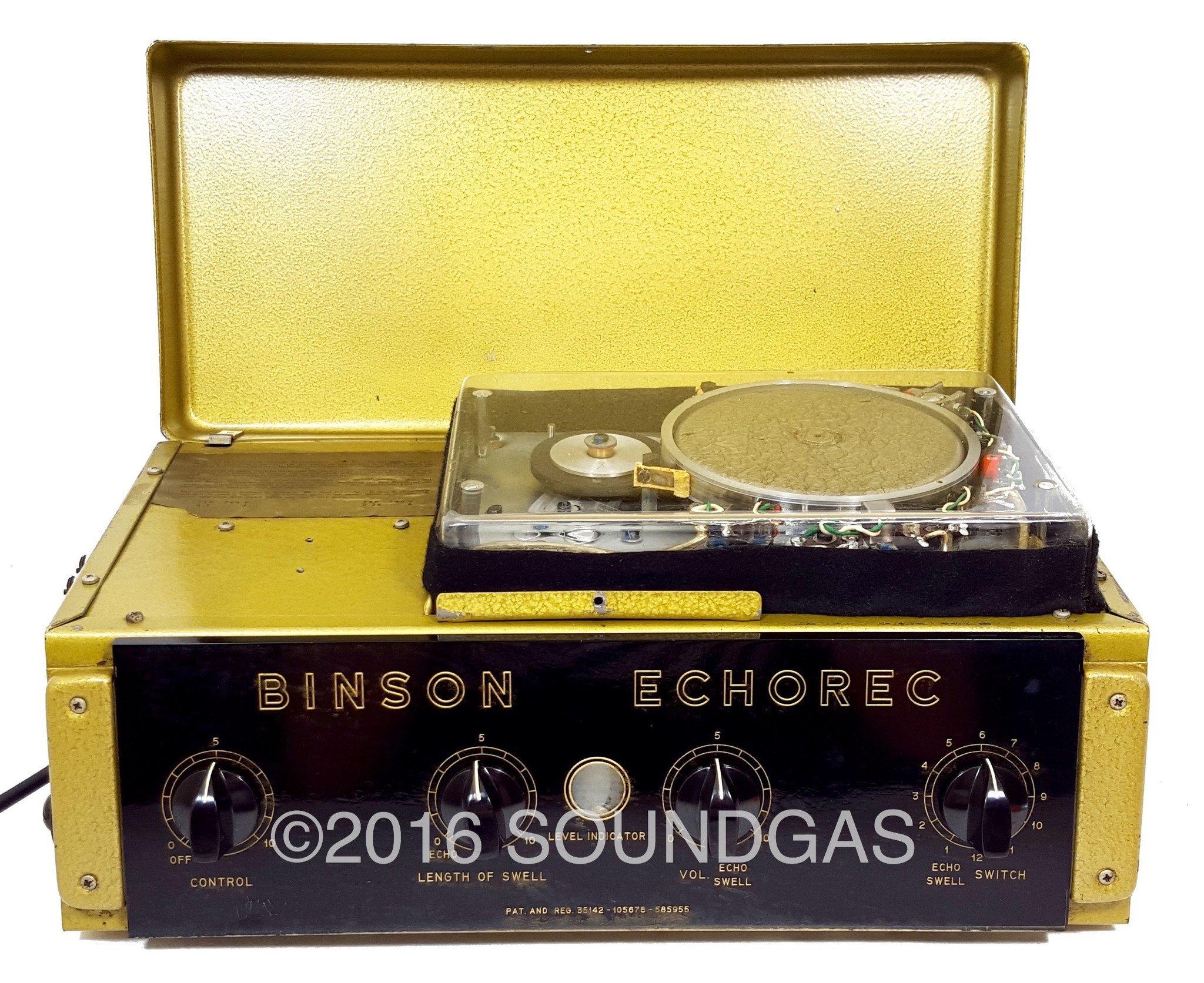Binson-Echorec-B1S-Baby-Disc-Echo-6