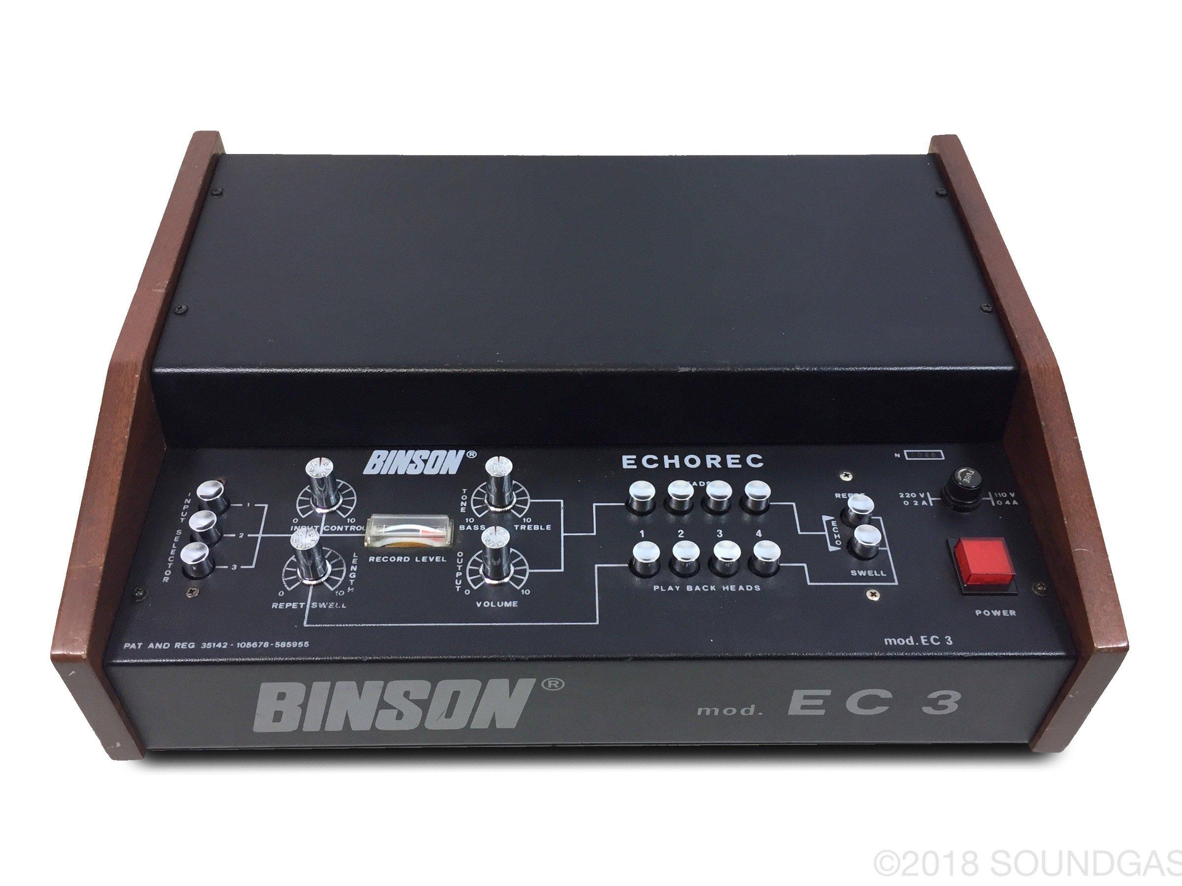 Binson Echore EC-3