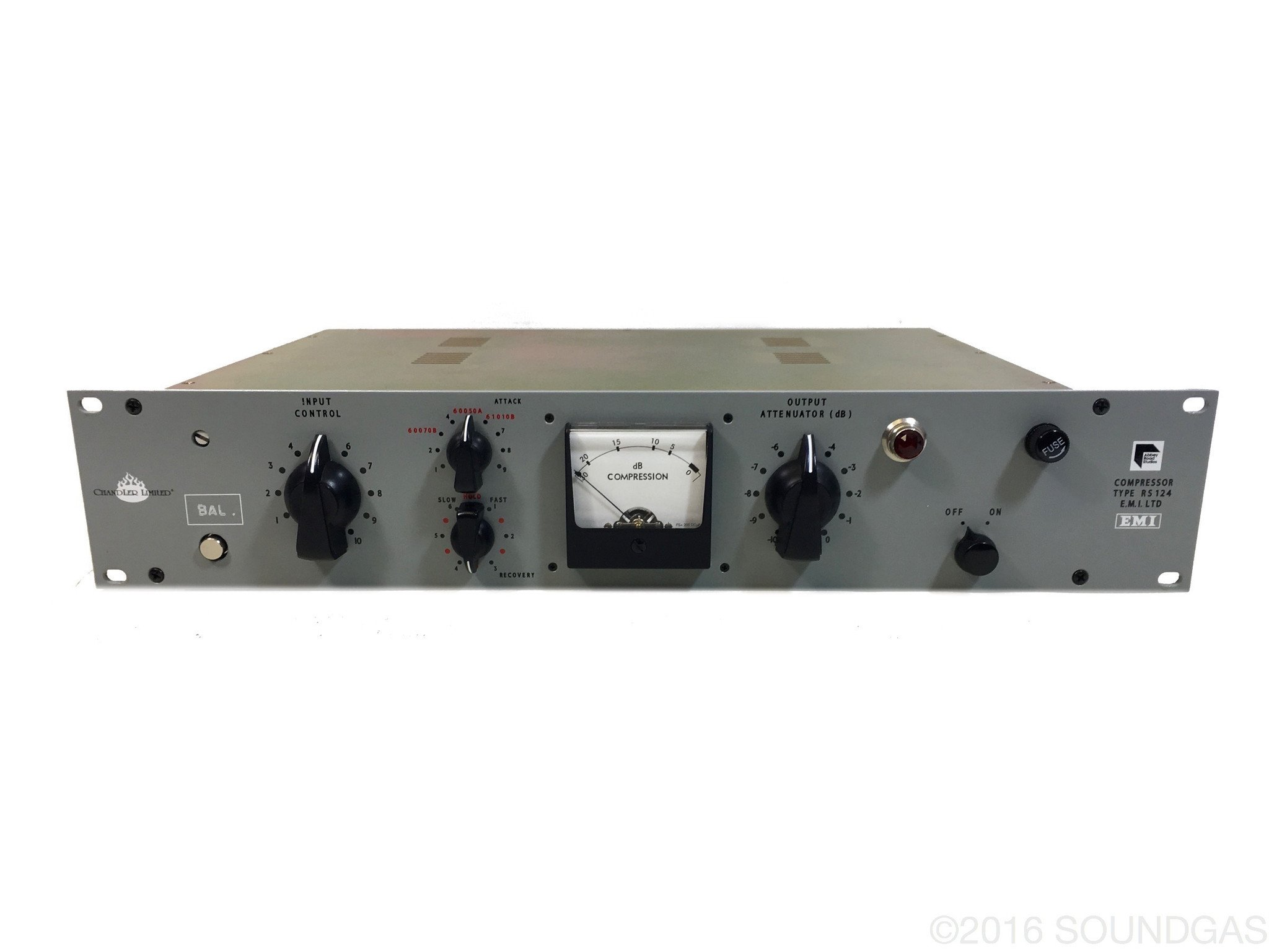 Chandler Limited RS124 – Stepped Output – *B Stock*