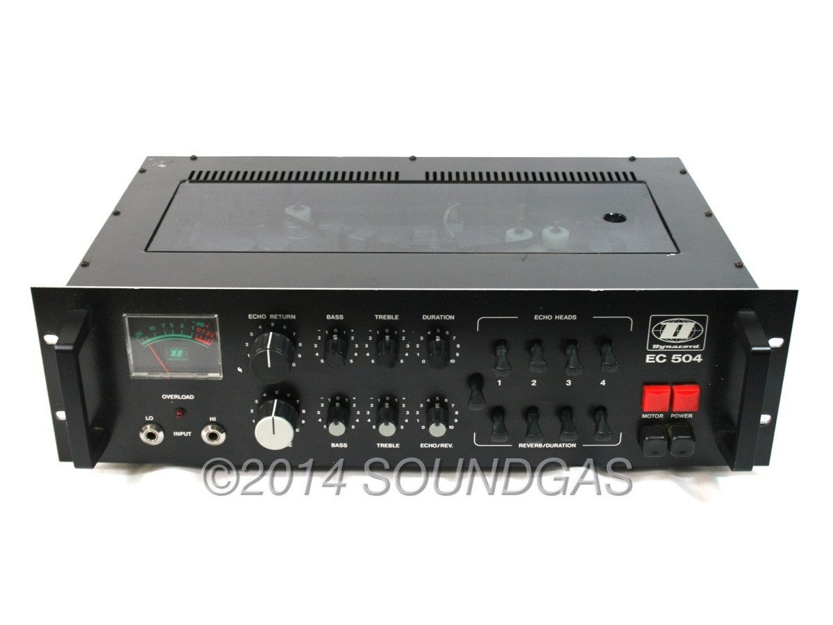 Dynacord echocord EC-504 (Top)