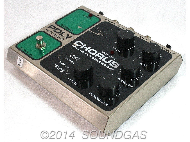 Electro-Harmonix Poly Chorus (Cover)