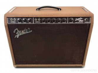 Fender Super Amp Model 6G4