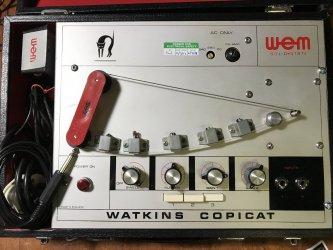 Watkins WEM Copicat Mk IV