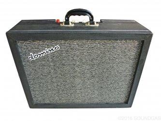 Black Vox Domino Combo. Black 1960/61