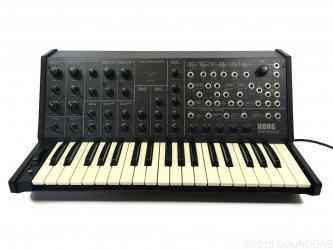 Korg MS-20 Analog Synth