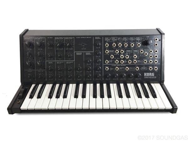 Korg MS-20 - Mark 1