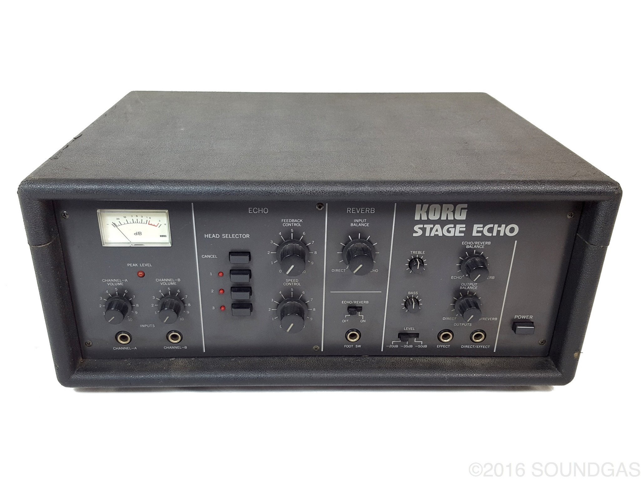 KORG SE-300 STAGE ECHO