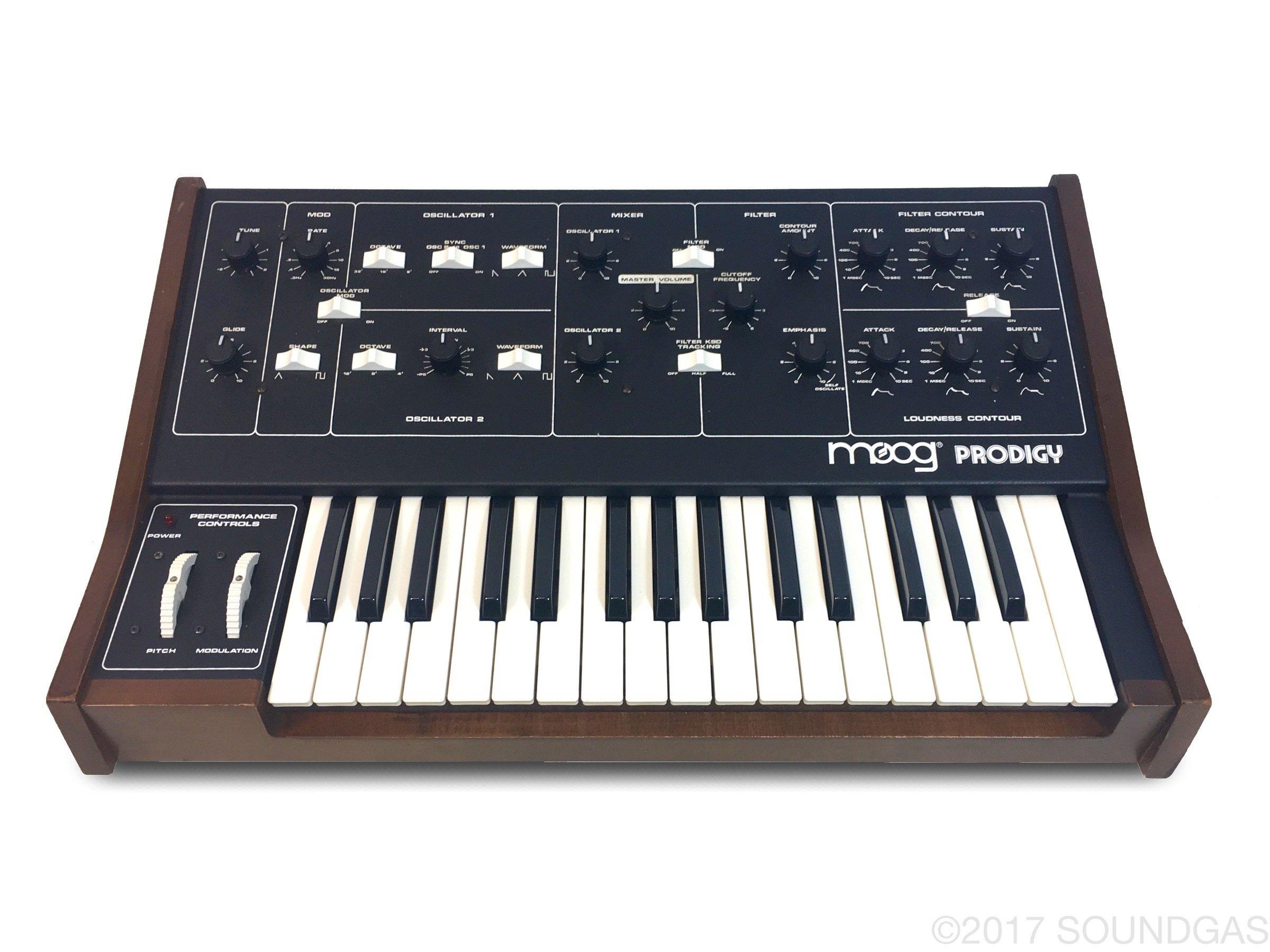 Moog Prodigy 3368X
