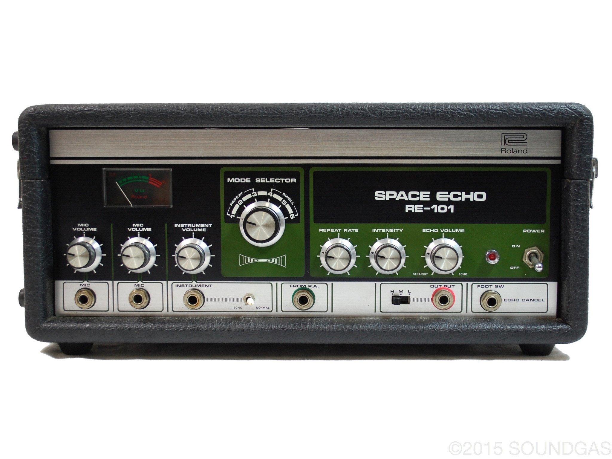Roland RE-101 Space Echo 120v