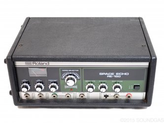 Roland RE-150 Space Echo (Cover)