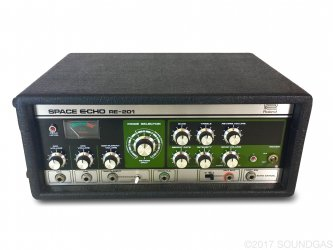Roland RE-201 Space Echo - 240v - Pre-order