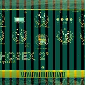 Gurus Echosex 2 T7E - Binson Echorec Pedal