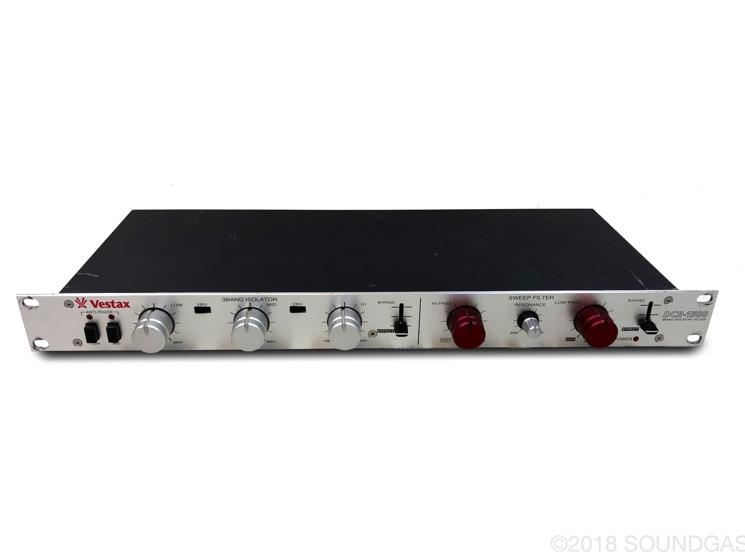 Vestax DCR-1500