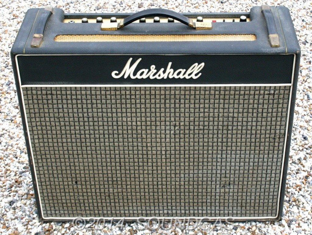 1972 MARSHALL Artiste 2040