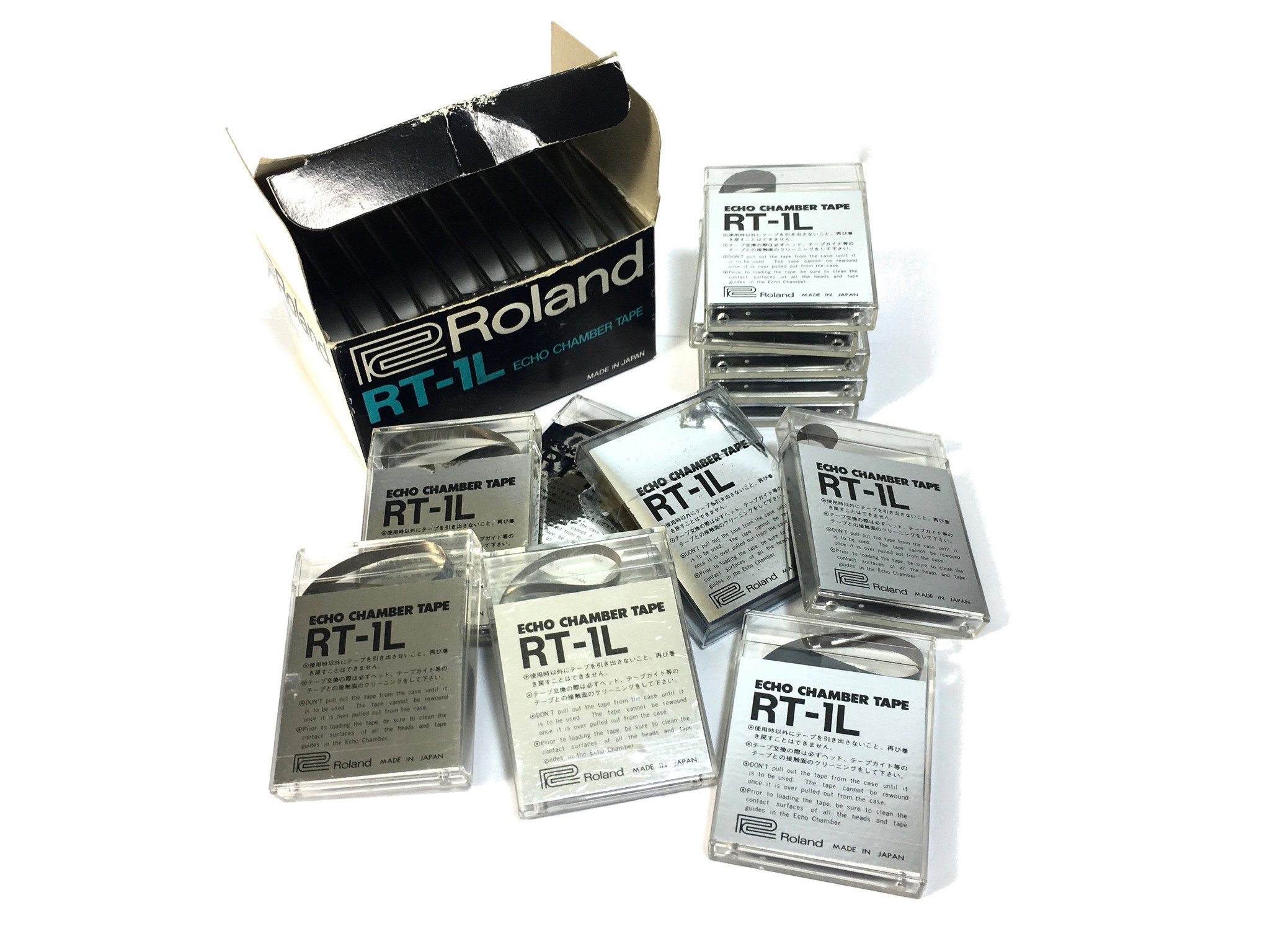 Roland-RT-1L-tape-loops