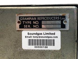 Grampian Ambiophonic Unit Type 666