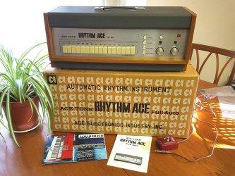 ACE TONE RHYTHM ACE FR-1 - Boxed!
