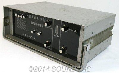 Binson Echorec 603-M disc echo side