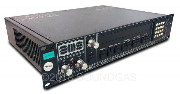 AMS RMX-16 Digital Reverberation System