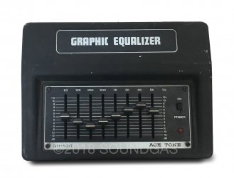Ace Tone QH-100 Graphic Equalizer