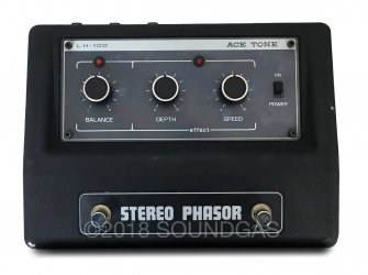 Ace Tone LH-100 Stereo Phaser