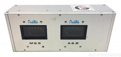 Audio Developments Broadcast Bus Meter
