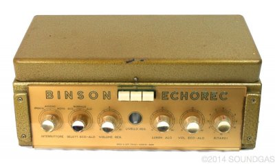 Binson Echorec T5E (Social)