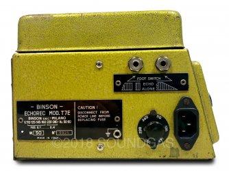 Binson Echorec 2º T7E - varispeed