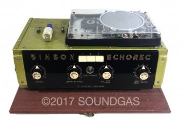 BINSON ECHOREC B2 (Baby 2)