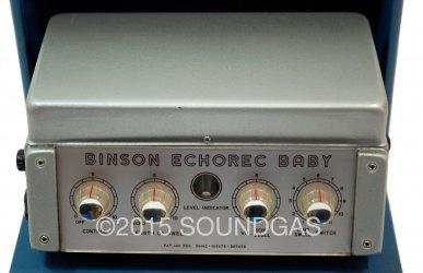 Binson Echorec Baby (Front Top 2)