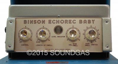 Binson Echorec Baby (Front)