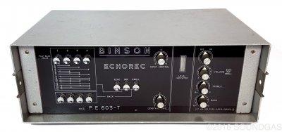 BINSON ECHOREC P.E.603-T (modified)