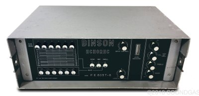 Binson Echorec P.E.603-T6 - Varispeed