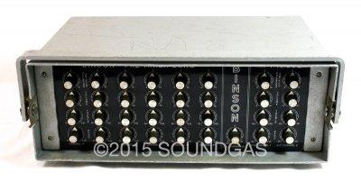 Binson PA 602 Premixer Echo (Front Top)