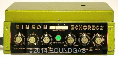 BINSON ECHOREC 2 T7E –