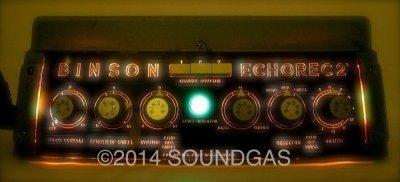 Binson Echorec T7E (Dark 1)