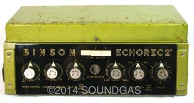 Binson Echorec T7E (Front)