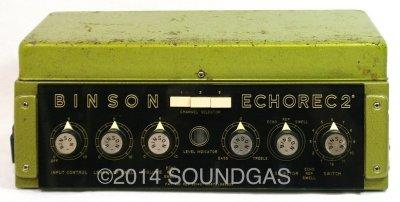 Binson Echorec T7E (Front 2)