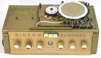 Binson Echorec T5E (Front Top Open)