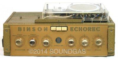 Binson Echorec T5E (Front Case 2)