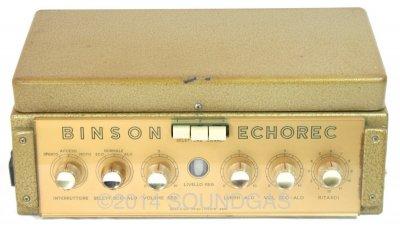 Binson Echorec T5E (Front Top)