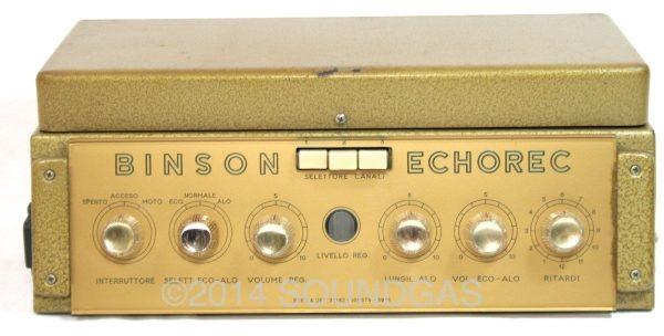 Binson Echorec T5E (Front)