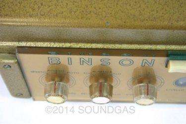 Binson Echorec T5E (Knobs 1)