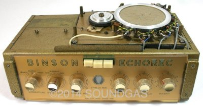 Binson Echorec T5E (Front Open)