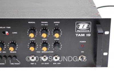 Dynacord TAM 19 (Left Side)